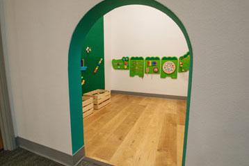 Toy Room Door